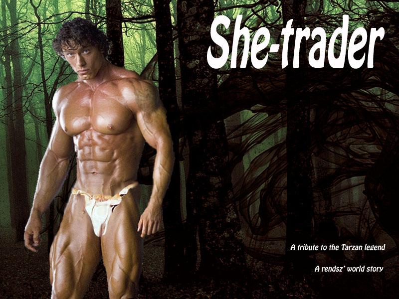 Tarzan Sex Stories